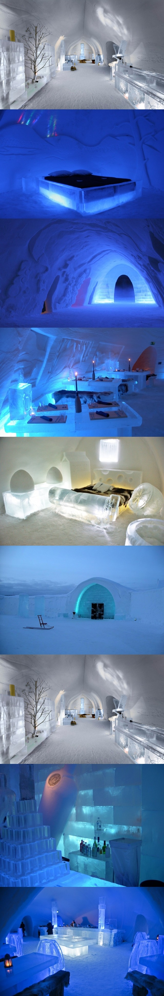 finn jéghotel