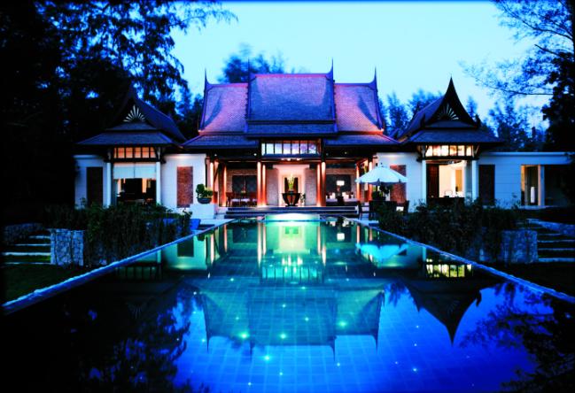 luxory resort Phuket