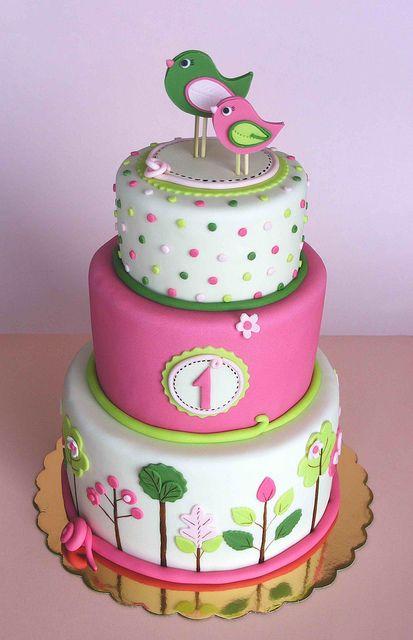 Torta, Színes szülinapi tortacsodák gyerekeknek