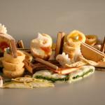 Étel kreációk - nem mindennapi fogások!