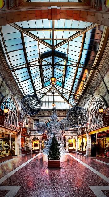 grosvenor shopping centre england