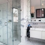 Fehér és modern - egyedi stílusú ház Londonban