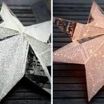 Régi hírek új köntösben- a legszebb újságpapír dekorációk!