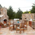 Grillre fel! - Inspirációk a legszebb kerti konyhák gyűjteményéből!