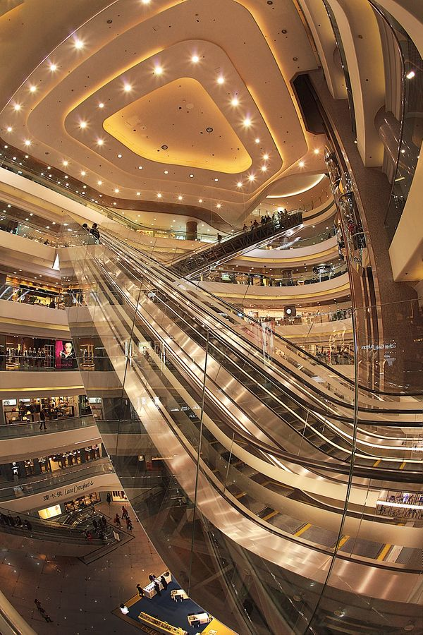 times square shopping centre honkong