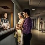 Tükörben a múlt- Tom Hussey fotográfus elképesztő sorozata!