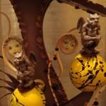Csokoládé minden mennyiségben - hihetetlen figurák