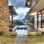 Dél-afrikai mennyország- gyönyörű design ház a zen jegyében!