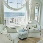 Csodálatos panoráma- modern, kerek ablakok a lakásban!