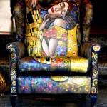 Inspirálta: Gustav Klimt!- Tárgyak a szecesszió bűvöletében!