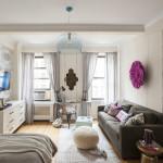 Egyszobás lakás stílusosan és harmonikusan
