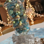 Karácsonyi világítás és hangulat