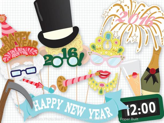 újévi dekoráció