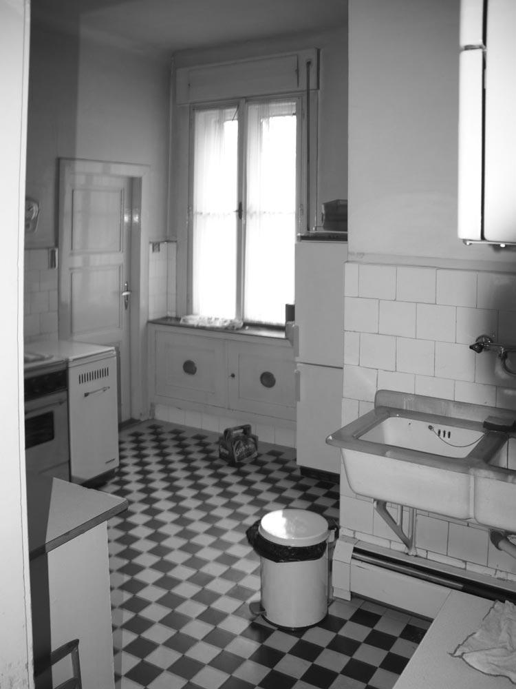 Art Deco lakás