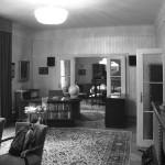 Art Deco lakás felújítása és a fekete acél