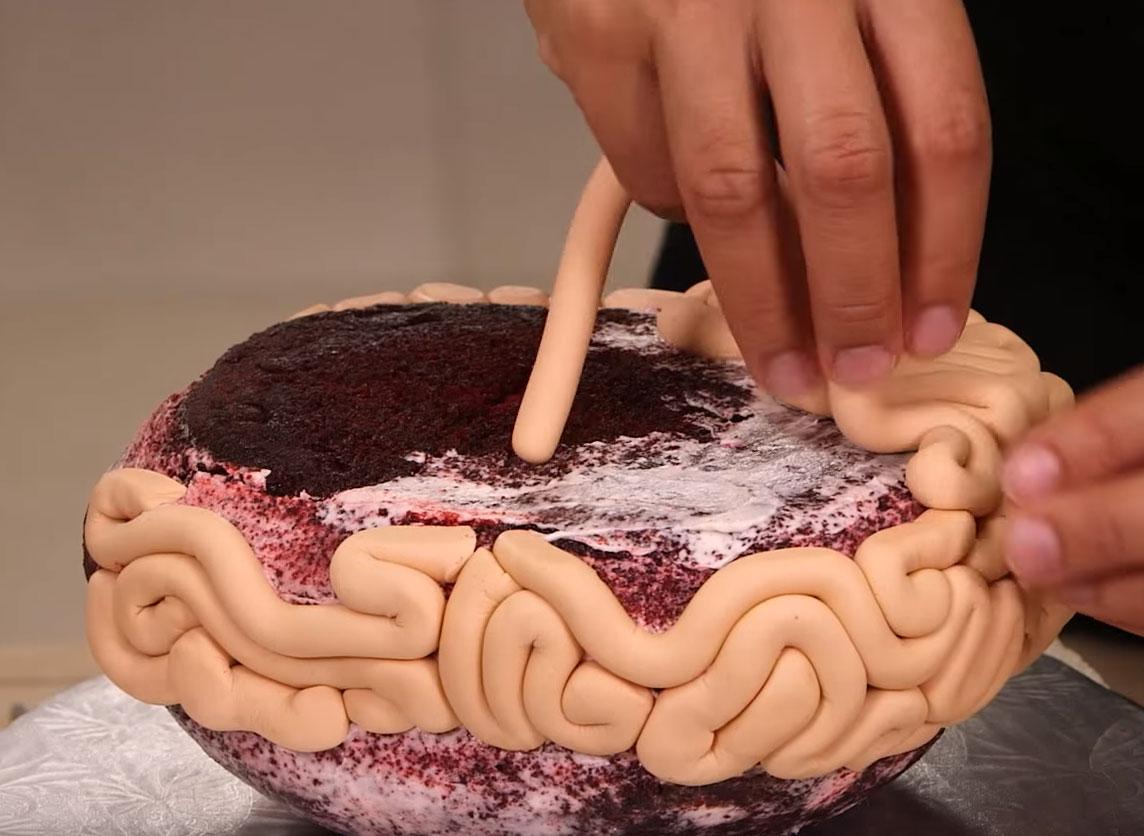 Agy torta