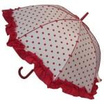 Esernyő - különleges pöttyös