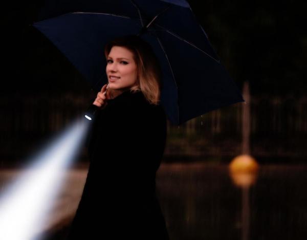 Esernyő - különleges lámpa