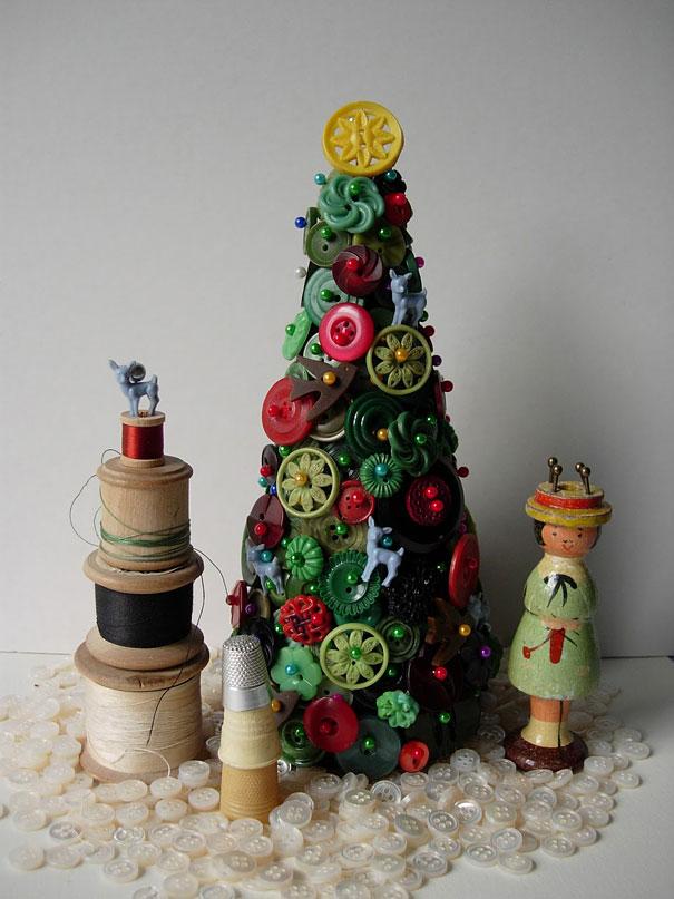 Gomb karácsony