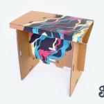 hordozható íróasztal