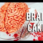 Hogy készítsünk Véres Agy tortát 'Walking Dead' módra