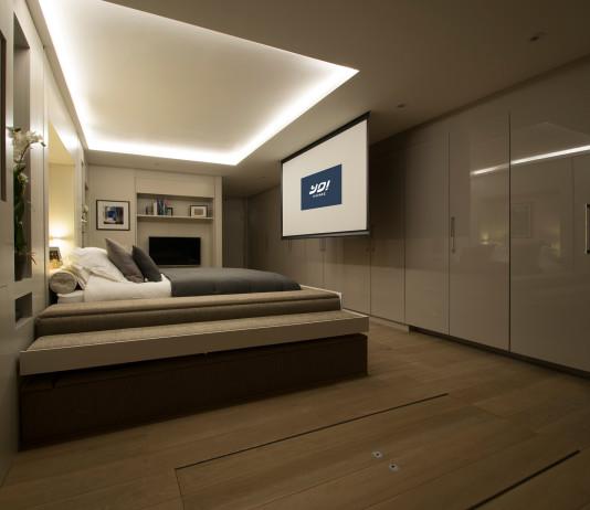 Kis lakás háló