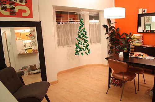 Legbegő karácsonyfa és karácsonyi dekoráció
