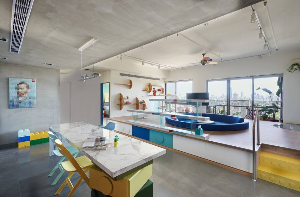 minimalista lakás
