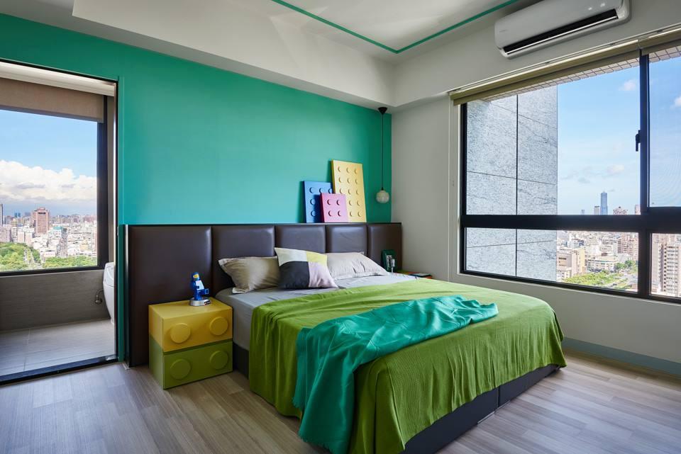 lego lakás hálószoba