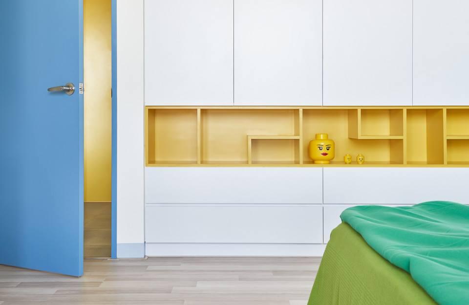 lego lakás szekrénysor