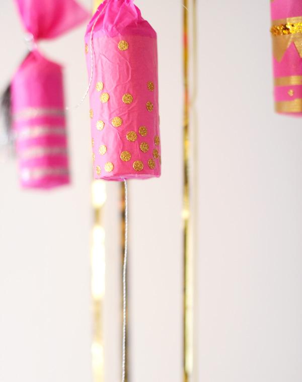 szilveszteri dekoráció