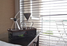 ébresztőóra kávéfőző