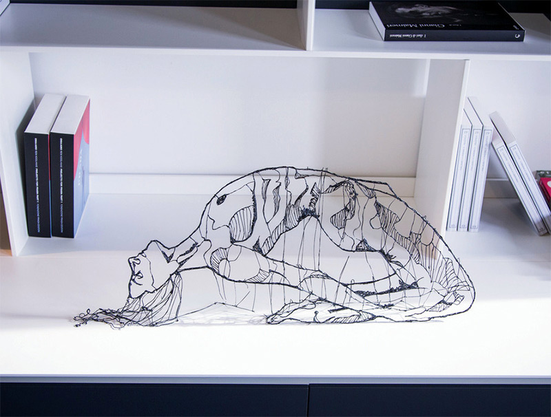 3d nyomtató toll szob or