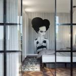 Legénylakás háló szoba