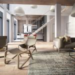 családi lakás több stílusban - nappali 2