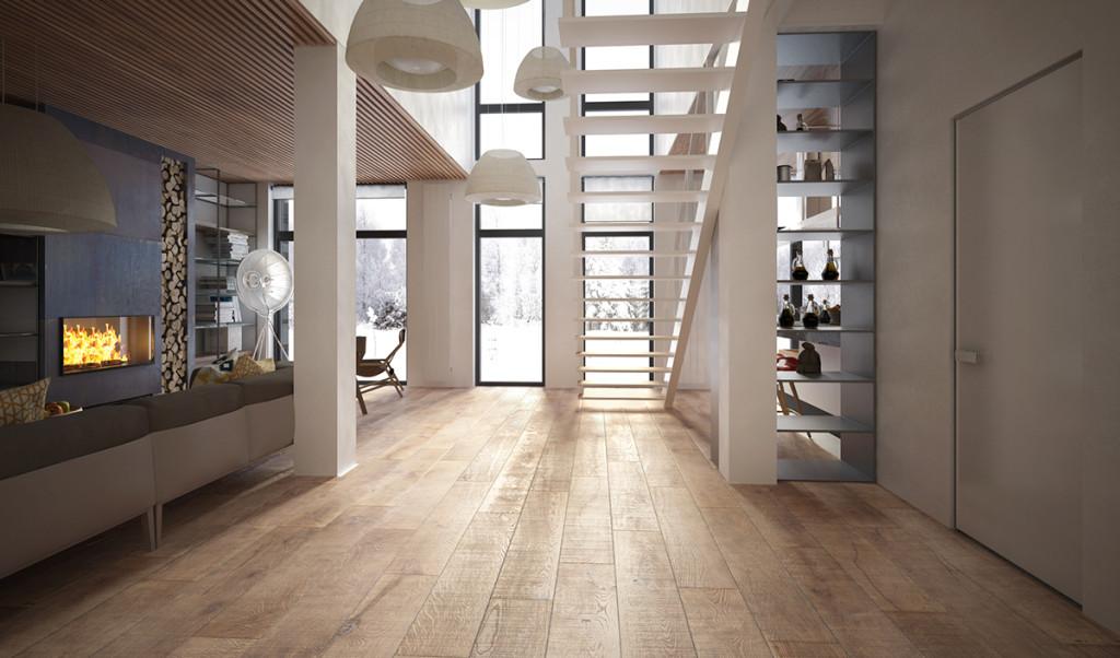 Családi lakás szobánként más stílusban - Otthon24.hu