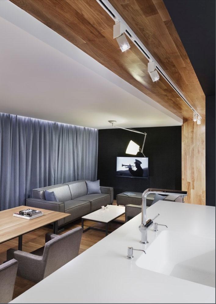 Kis lakás - Nagy lakás nappali