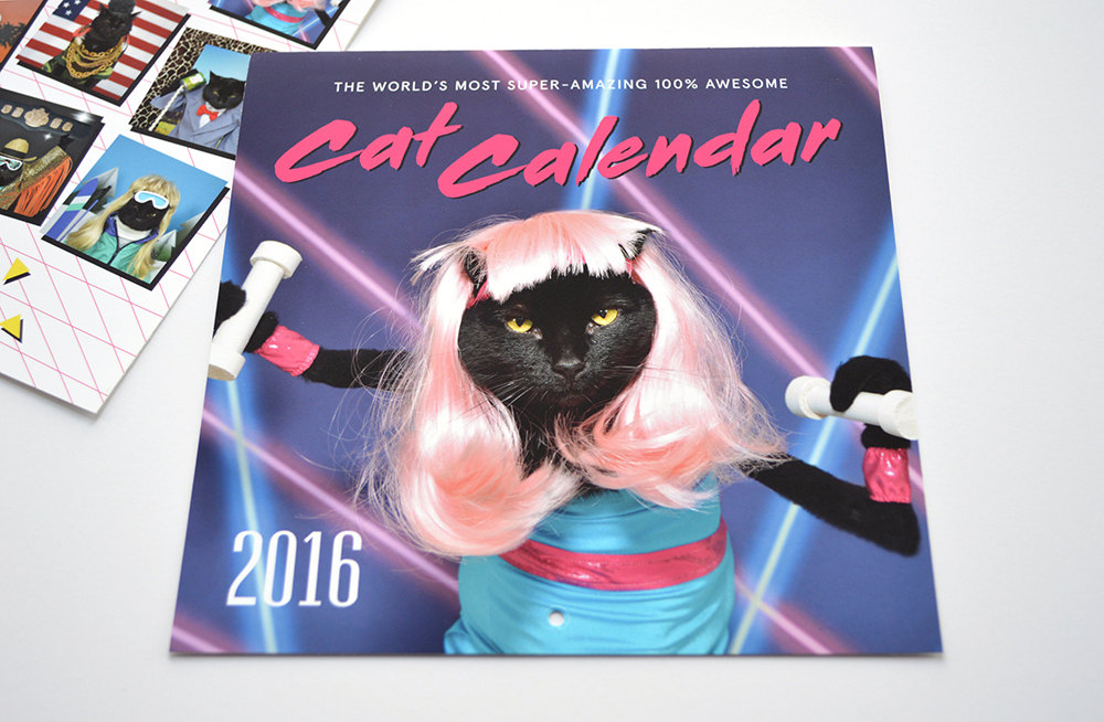 macska naptár 4