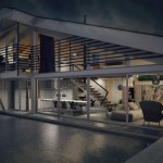 penthouse lakás