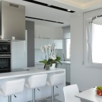 penthouse lakás konyha 10