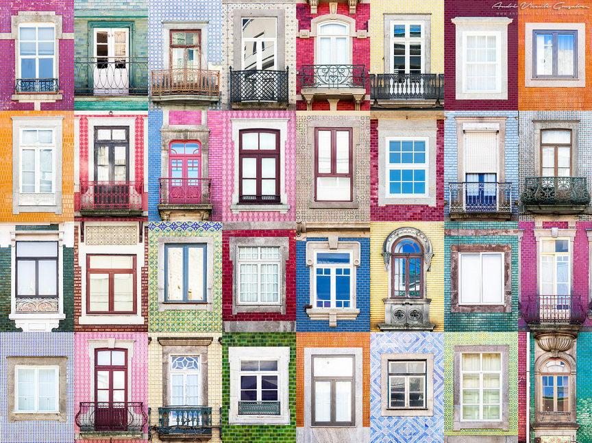 ablakok a világból - Porto