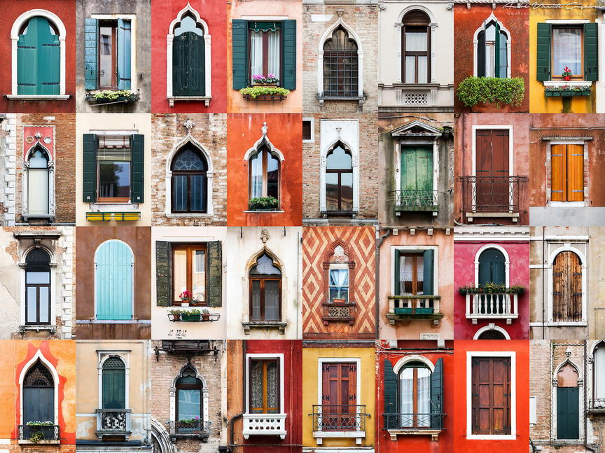 ablakok a világból - velence