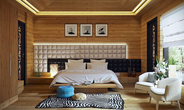 37 hálószoba fal inspiráció és ötlet minden stílusban - Otthon24.hu