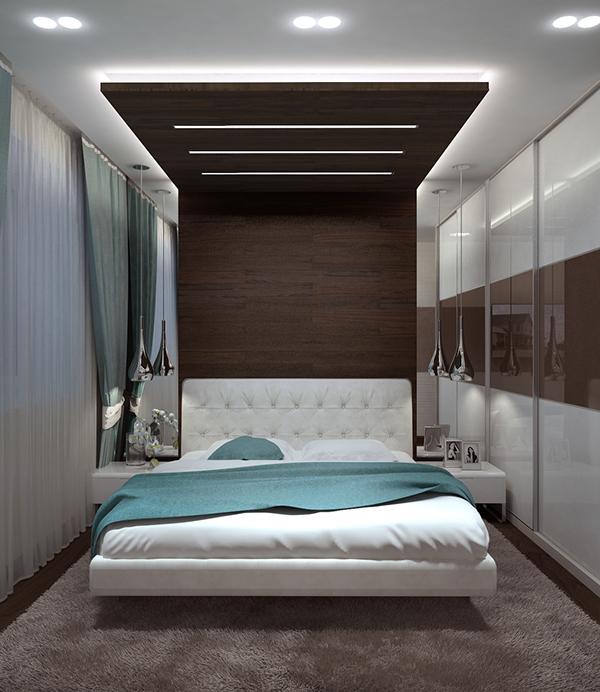 37 Stylish Design Pictures: 37 Hálószoba Fal Inspiráció és ötlet Minden Stílusban