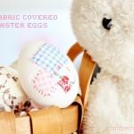 húsvéti tojás, tojásfestés - anyag mintával és terítő mintával