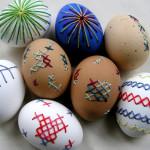 16 Húsvéti tojás és tojásfestés, tojásdekorációk amiket Te is elkészíthetsz