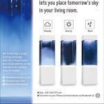 időjárás jelentés és időjárás előrejelzés a mai időjárás dobozba zárva