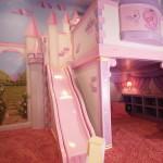 igazi hercegnő szoba csúszdával és különleges lakberendezési ötletekkel - a rózsaszín álom
