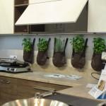 konnyhakiállítás fűszertartók és egy konyha