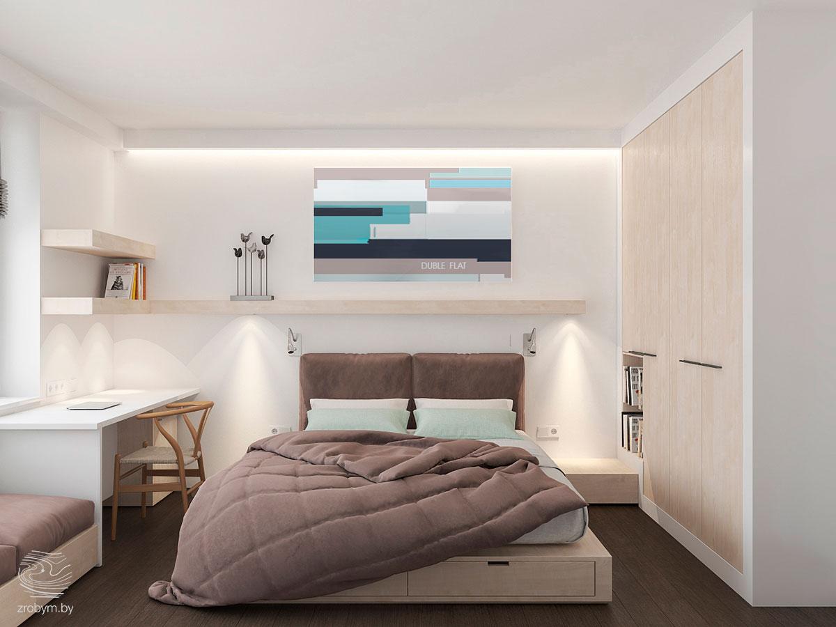 37 hálószoba fal inspiráció és ötlet minden stílusban - Otthon24.hu d6b6ca8498